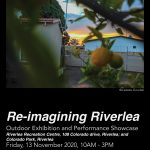 Re-imagining Riverlea Outdoor Exhibition and Performance Showcase