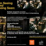 On Seeing and Being Seen A solo exhibition by Dahlia Maubane