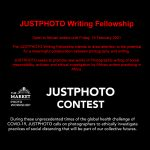 Submissions open for the JUSTPHOTO Writing Fellowship at the Market Photo Workshop