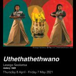 Uthethathethwano by Lesego Seoketsa 2020 ORMS Circle Mentorship Programme Artist