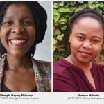 JUSTPHOTO Fellowship recipients & mentors